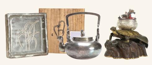 骨董品の高価買取りは古道具屋とくまるにお任せ!