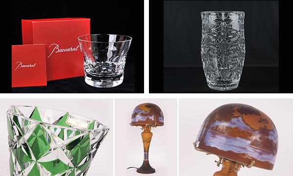 ガラス製品